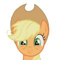 Applejack tired, no background.png