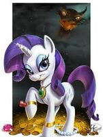Rarity in the Dragon's Layer