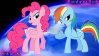 Pinkie Pie x Rainbow Dash