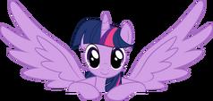 Princess Twilight Sparkle by Grabusz