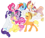 Ask Male Mane Six by chubbybunny56