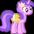 Sparkler in her Grand Galloping Gala attire