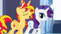 Oh dearest Rarity you'll never understand by TheShadowStone