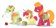 ApplesToApples by Trotsworth