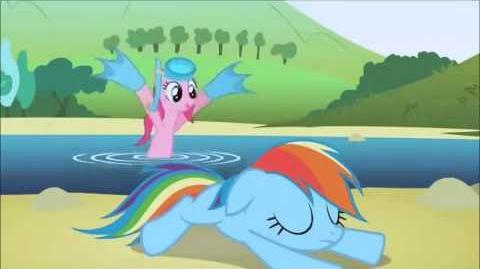 Heart - Barracuda - Rainbow Dash Edition