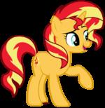 Sassy Sun Horse by Tigerbeetle