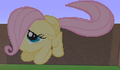 FANMADE Filly Minecraft Fluttershy.PNG