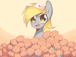 Derpy with muffins