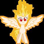 Princess Rapidash by artist-mlartspecter