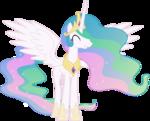 Princess Celestia fan art by artist-90sigma