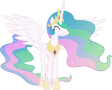 Princess Celestia fan art by artist-90sigma