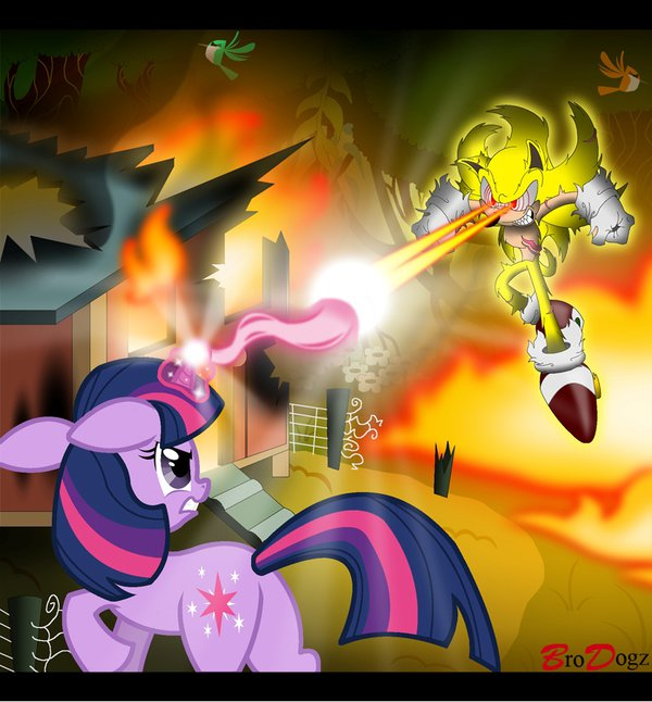 Sonic Chaos In Equestria My Little Pony Fan Labor Wiki