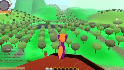 Legends of Equestria - Gameplay trailer Pre-Alpha