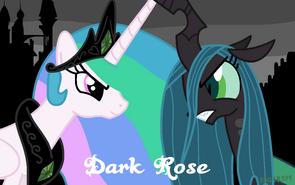 Dark Rose (Promotional Poster 2) by Roger334