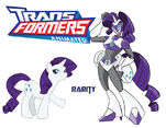 Transformares Rarity