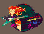 I've Got the Music in Me by Hydro-King