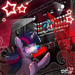 Pony rave by Don-Ko