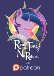 Recall the Time of No Return Patreon cover