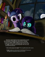 Nyx's Storytime by Dreatos
