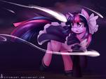 Twilight Sparkle by artist-spittfireart