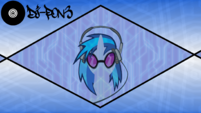 Vinyl Scratch wallpaper by artist-nero-inferno