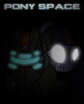 Pony Space Logo by Mixermike622
