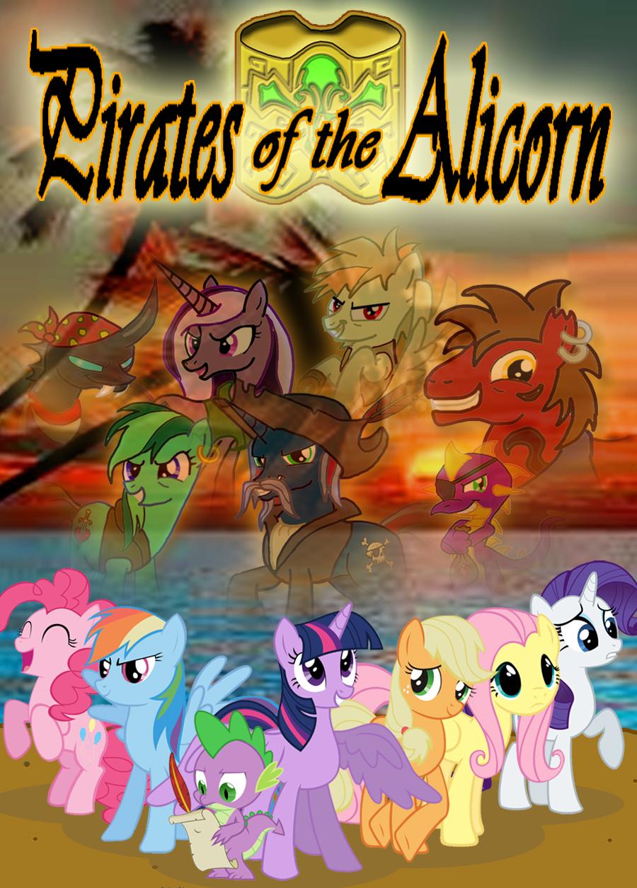 pirates of the alicorn my little pony fan labor wiki fandom
