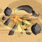 CRISIS Applejack by StarlightSpark
