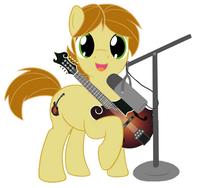 MandoPony pony by Skipsy