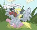 FANMADE 47241 - Ditzy Doo artist ponygoggles derpy hooves elephant socks.png