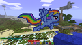 FANMADE Rainbow Dash Minecraft.png