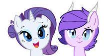 Mother and daughter by kilala97-d70rc6n