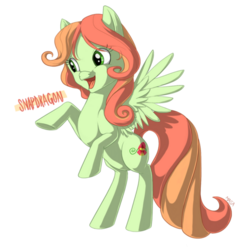 Meredith Sims OC pony