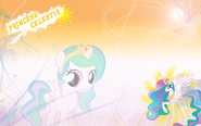 Fim celestia wallpaper by milesprower024-d3evh7l