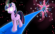 Twilight Sparkle by artist-twilightsquare