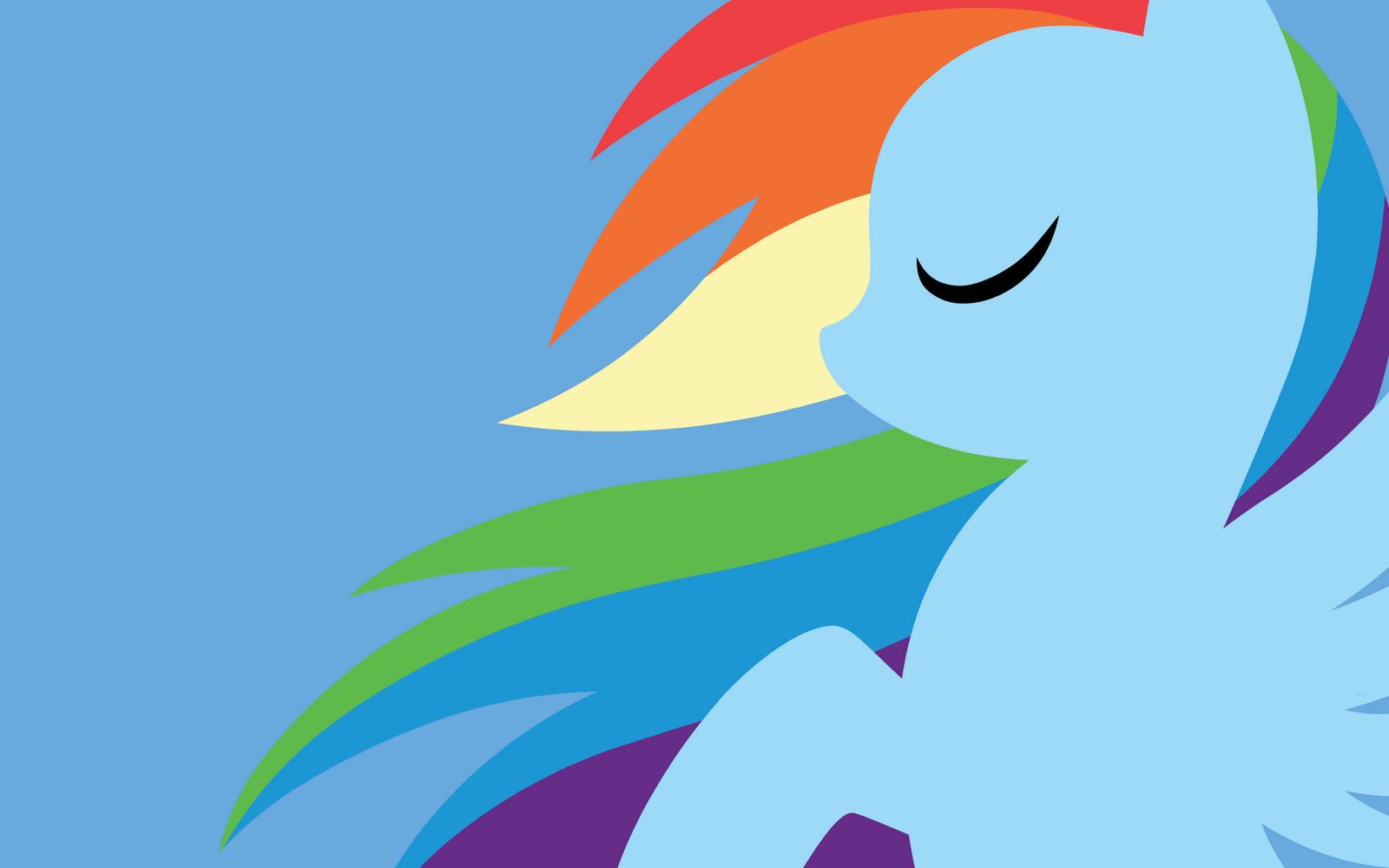 Image artist megasweet rainbow dash my for Minimal art wikipedia