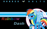 Rainbow Dash wallpaper by artist-l13000