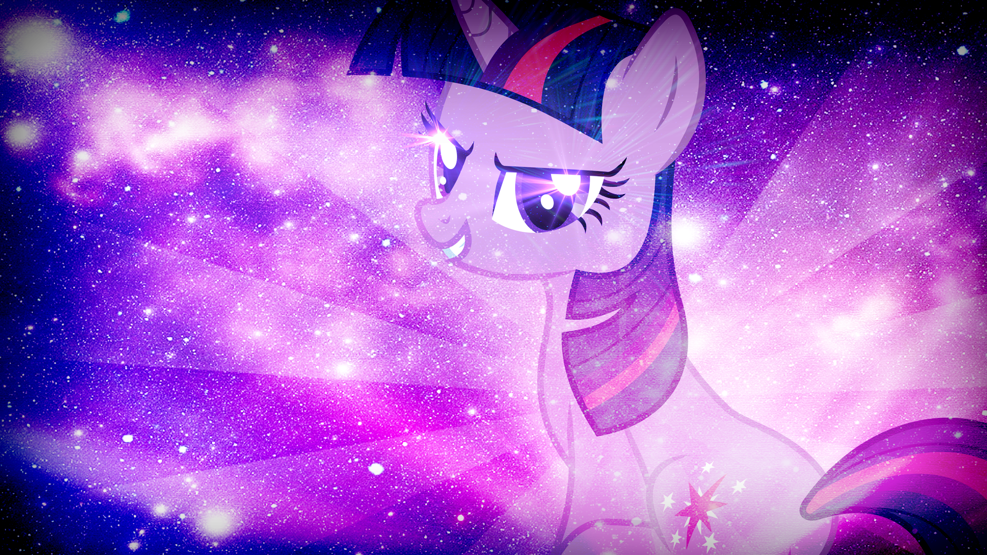 image - twilight sparkle wallpaperartist-overmare | my