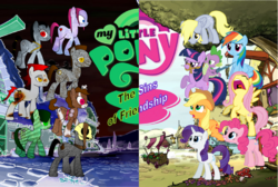 MLP The Sins Of Friendship by Mr McTwiggy
