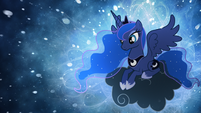 Princess Luna wallpaper by artist-overmare