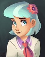 Coco Pommel by Ric-M