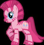 Pinkie Pie (zebra)