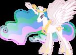 Princess Celestia by artist-lextsy