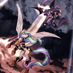Princess Celestia and Twilight Sparkle by artist-ponykillerx