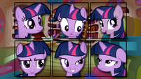 Twilight Sparkle vector face wallpaper by artist-overmare