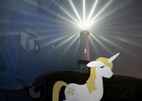 Lighthouse by totallynotabronyfim