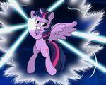 Alicorn Twilight by artist-toxic-mario