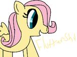 MLP Fluttershy by CookieChomper