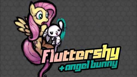 MLP Fighting is Magic - Fluttershy Stage Theme