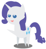 Bbbff Rarity by Scourge707